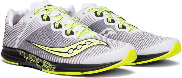 Herren Shoes Type Whiteblackcitron A8 Saucony byf76g